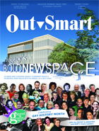 Outsmart Magazine- October 2011