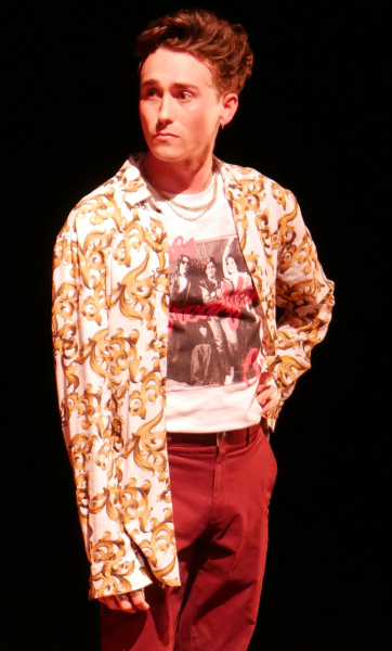 Wesley Whitson as Dennis in FROM WHITE PLAINS