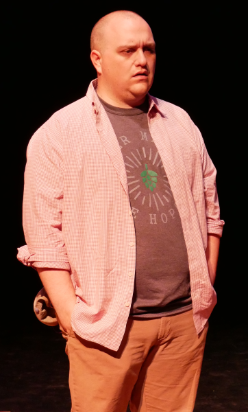 Greg Cote as Ethan in FROM WHITE PLAINS